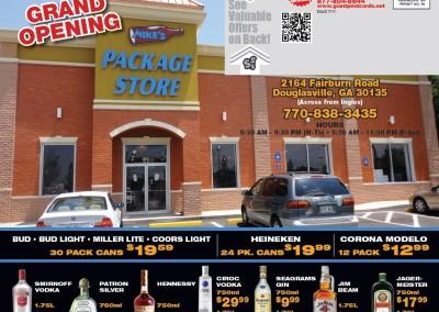 Mikes Liquor Store