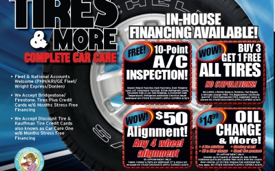 Tires & More