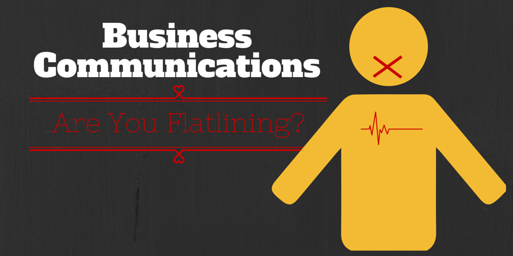 GM Business Communications Flatlining
