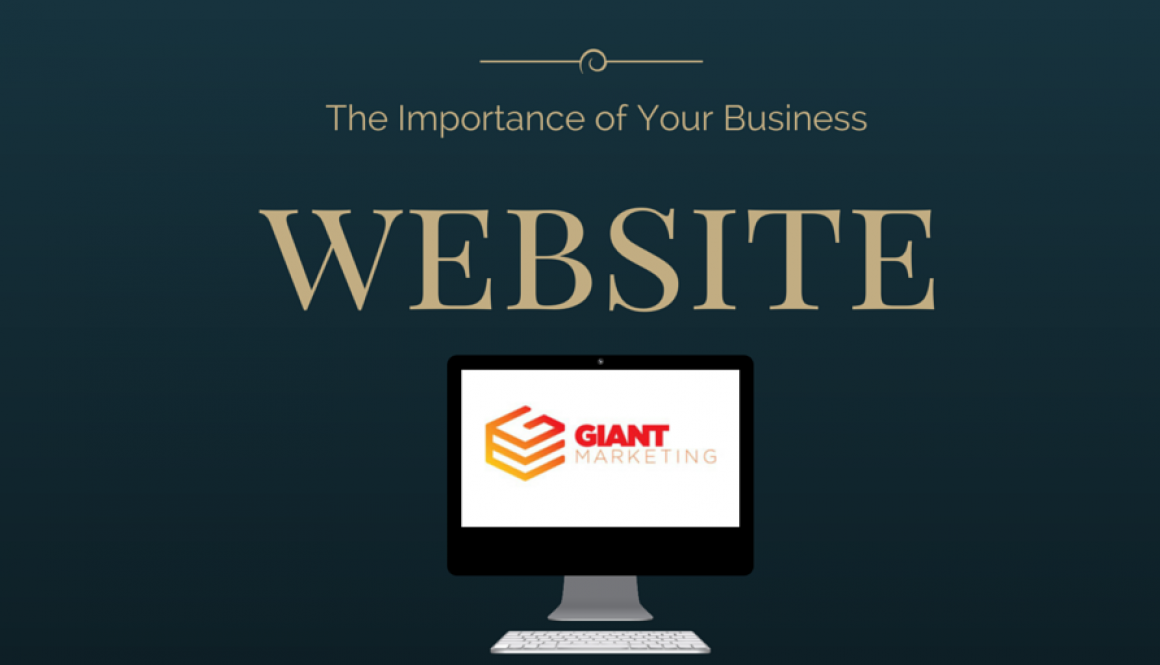 GM The Importance of Your Business Website