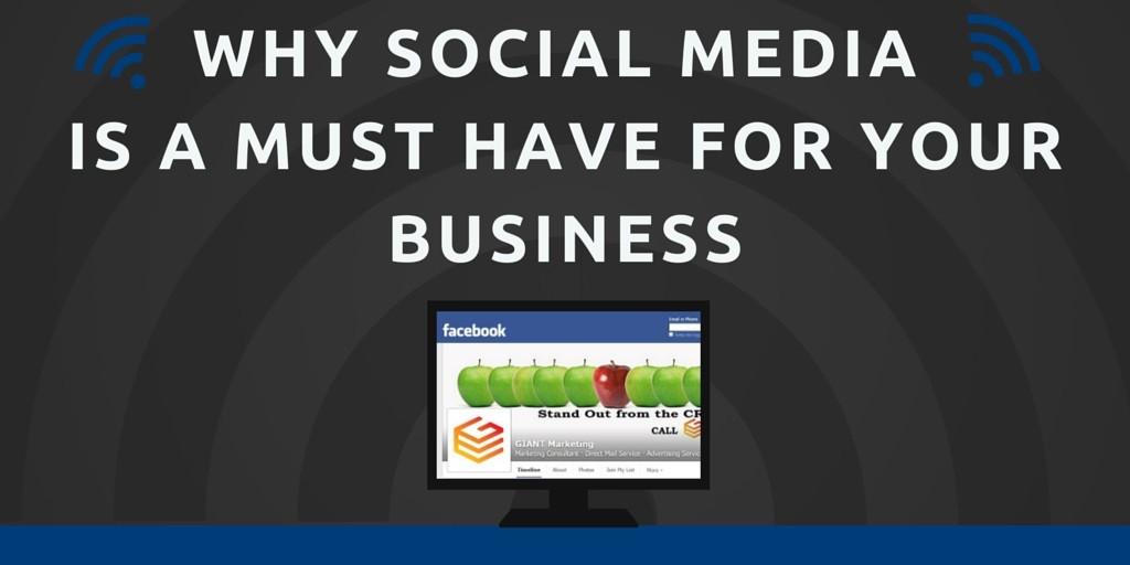GM SOCIAL MEDIA MUST HAVE