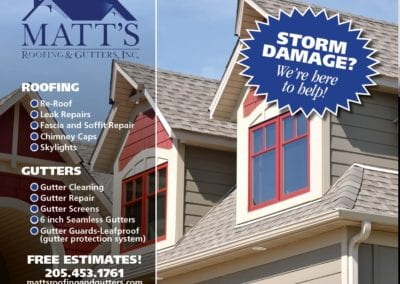 Matts-Roofing